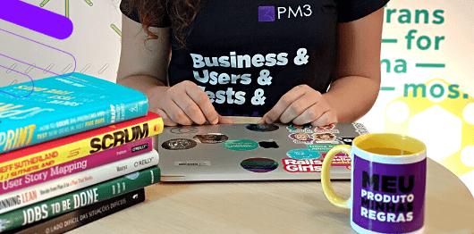 para quem é o curso product management pm3 product owner