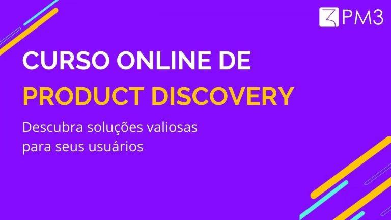 curso de product discovery