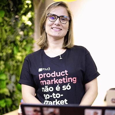 Isabella Maringoni loft product marketing manager curso pm3