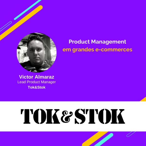 biblioteca victor almaraz product management e-commerce tok&stok