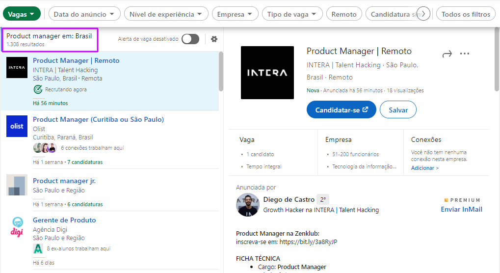 salario product manager
