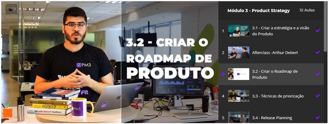 O que é Roadmap
