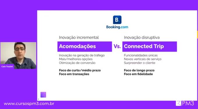 Inovação incremental vs. Inovação disruptiva