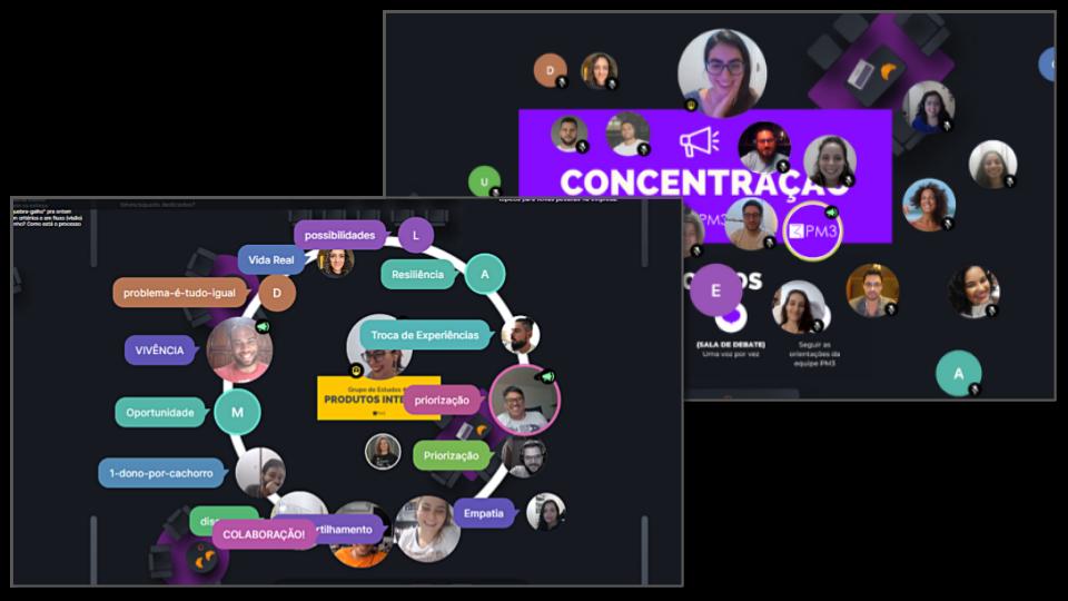grupos de estudo comunidade pm3 networking