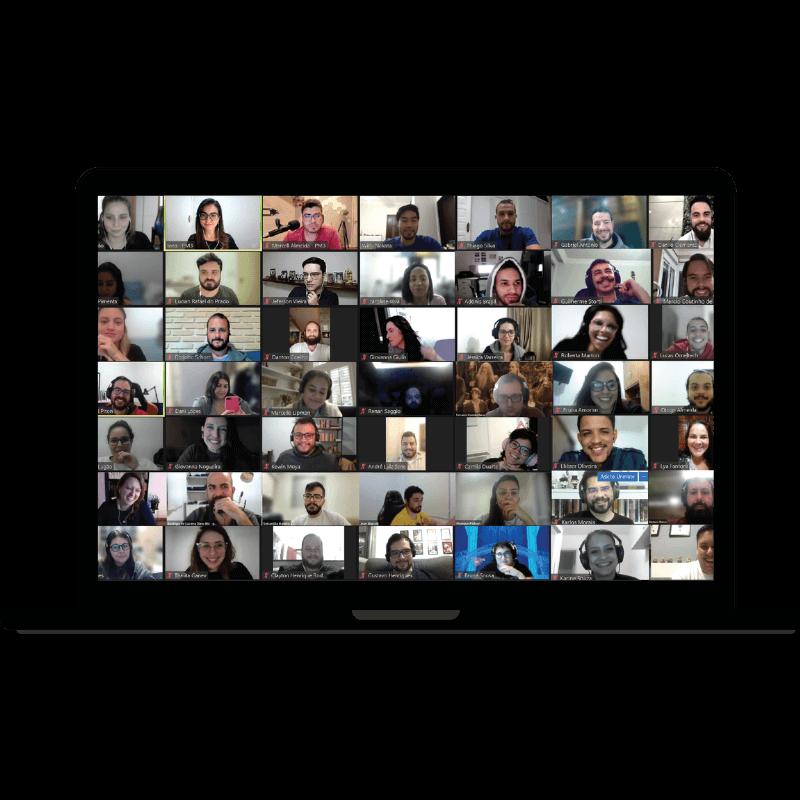 comunidade pm3 mentorias workshops networking grupo de estudos bootcamp descontos